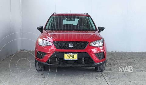 SEAT Arona Reference usado (2019) color Rojo precio $255,000