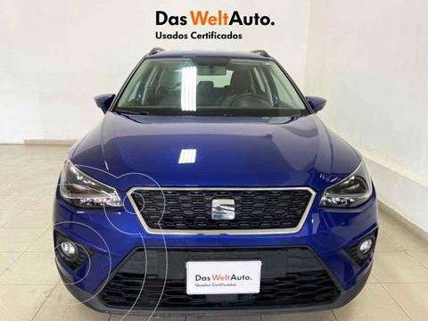 SEAT Arona Style  usado (2021) color Azul precio $339,587