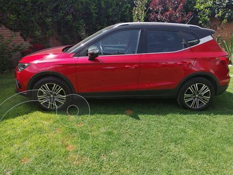 SEAT Arona XCELLENCE PLUS 1.6MPI 110HP AT usado (2019) color Rojo precio $315,000