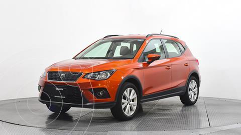 SEAT Arona Style usado (2018) color Naranja precio $276,168