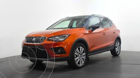 SEAT Arona Xcellence usado (2019) color Naranja precio $329,000