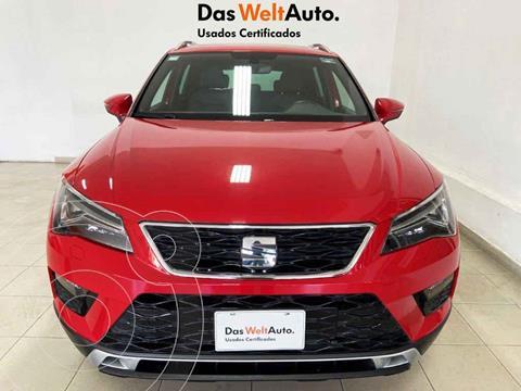SEAT Ateca Xcellence usado (2020) color Rojo precio $499,140