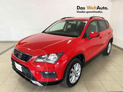 SEAT Ateca Style usado (2018) color Rojo precio $314,995