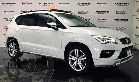 SEAT Ateca FR usado (2019) color Blanco Nevada precio $454,990
