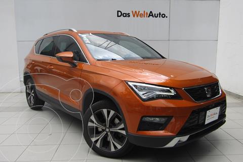SEAT Ateca Xcellence usado (2018) color Naranja precio $419,000