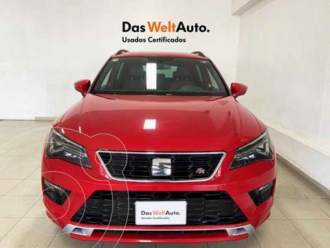 SEAT Ateca FR usado (2019) color Rojo precio $449,995
