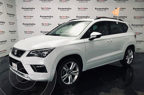 SEAT Ateca FR usado (2019) color Blanco Nevada financiado en mensualidades(enganche $91,000 mensualidades desde $9,350)
