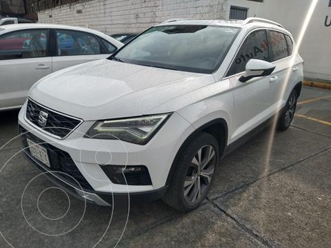 SEAT Ateca XCELLENCE 1.4 TSI 150HP DSG usado (2018) color Blanco Nevada precio $390,000