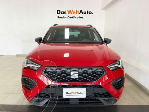 SEAT Ateca FR usado (2021) color Rojo precio $534,080