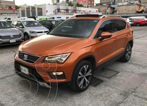 SEAT Ateca Xcellence usado (2017) color Naranja precio $380,000