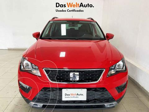 SEAT Ateca Style usado (2017) color Rojo precio $319,505
