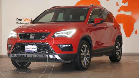 SEAT Ateca Xcellence usado (2020) color Rojo precio $499,900