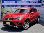 Foto venta Auto usado SEAT Ateca Style (2018) color Rojo Pasion precio $349,000