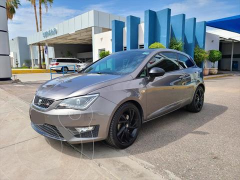 SEAT Ibiza Coupe FR 1.2L Turbo usado (2016) color Gris precio $180,000