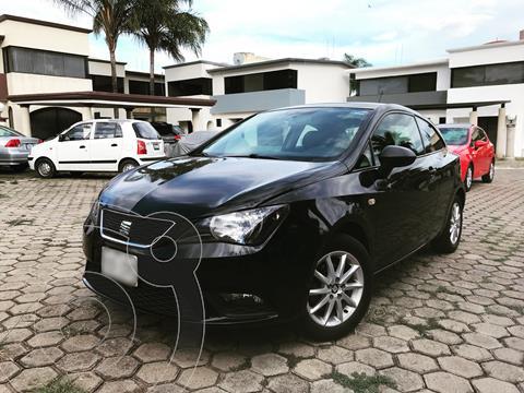 SEAT Ibiza Coupe Turbo Blitz 1.2L usado (2015) color Negro precio $144,900