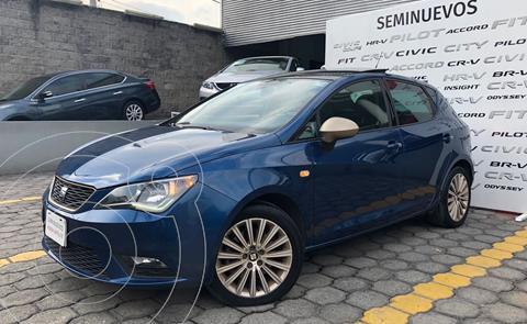 SEAT Ibiza Style 1.6L 5P usado (2016) color Azul Marino precio $180,000