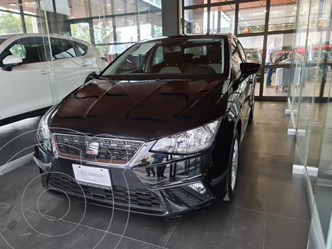 SEAT Ibiza 1.6L Style  usado (2019) color Negro Medianoche precio $275,000