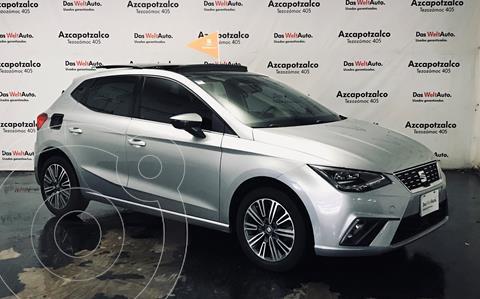 SEAT Ibiza 1.6L Xcellence  usado (2019) color Plata Urbano financiado en mensualidades(enganche $55,000 mensualidades desde $6,053)