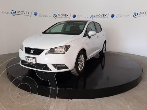 SEAT Ibiza Style 1.6L 5P usado (2015) color Blanco precio $189,000