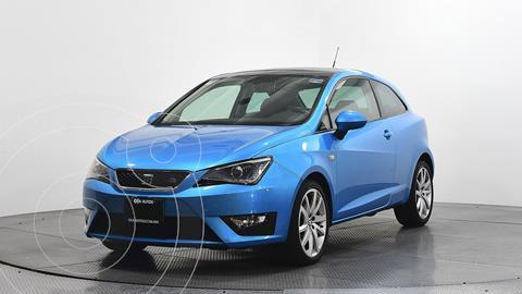 SEAT Ibiza FR 3P  usado (2017) color Azul precio $208,780