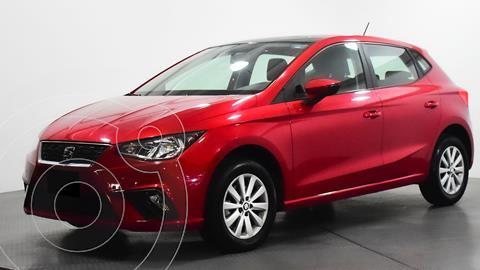 SEAT Ibiza Style 1.6L 5P usado (2018) color Rojo precio $215,000