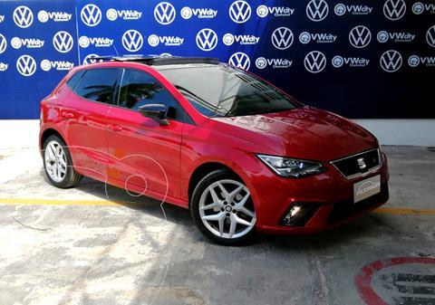 SEAT Ibiza 1.6L FR usado (2019) color Rojo precio $290,000