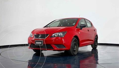 SEAT Ibiza Reference 2.0L 5P  usado (2013) color Rojo precio $129,999
