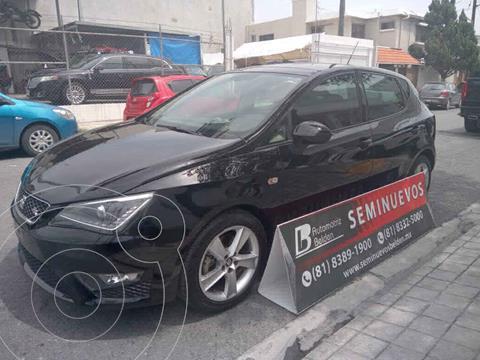 SEAT Ibiza FR 5P  usado (2017) color Negro precio $228,000