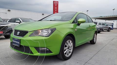 SEAT Ibiza Style 1.6L DSG 5P  usado (2014) color Verde Lima precio $169,000