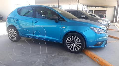 SEAT Ibiza STYLE 1.6L MT CONNECT 4PTS usado (2017) color Azul Alor precio $210,000