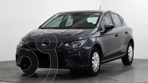 SEAT Ibiza Reference 1.6L 5P usado (2019) color Negro precio $240,200