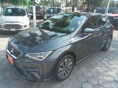 SEAT Ibiza Xcellence 1.6L usado (2020) color Gris Pirineos precio $287,000