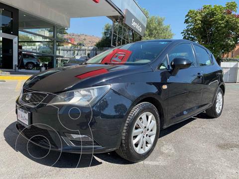 SEAT Ibiza Style 1.6L DSG 5P  usado (2013) color Negro precio $143,000