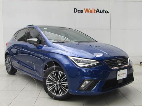 SEAT Ibiza 1.6L Xcellence usado (2021) color Azul precio $305,000