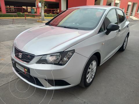 SEAT Ibiza Reference 1.6L Tiptronic 5P usado (2017) color Plata financiado en mensualidades(enganche $60,000 mensualidades desde $4,800)