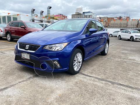 SEAT Ibiza STYLE URBAN PLUS 1.6L 110HP TM usado (2020) color Azul precio $265,000