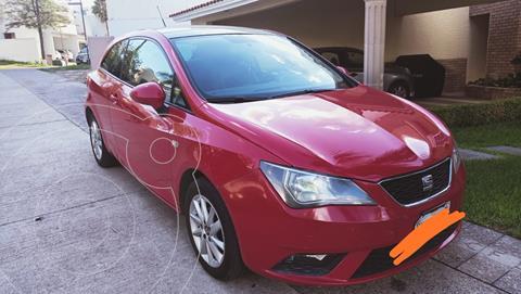 SEAT Ibiza Style 1.6L DSG 5P  usado (2014) color Rojo precio $145,000