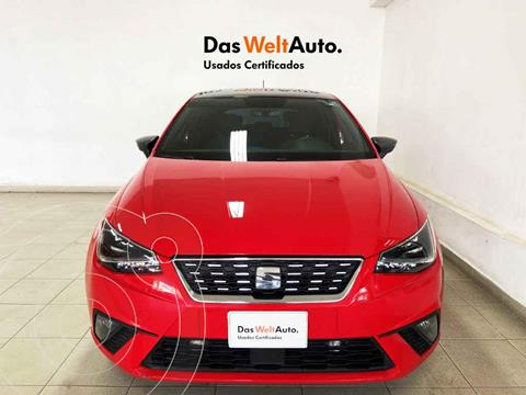 SEAT Ibiza Xcellence 1.6L Tiptronic usado (2021) color Rojo precio $324,995