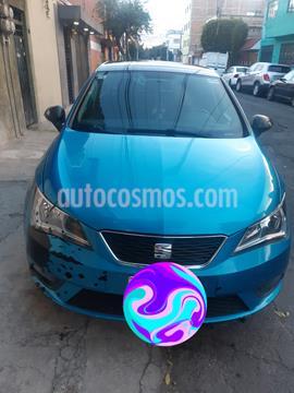 SEAT Ibiza Style 1.6L Tiptronic 5P usado (2017) color Azul Alor precio $160,000