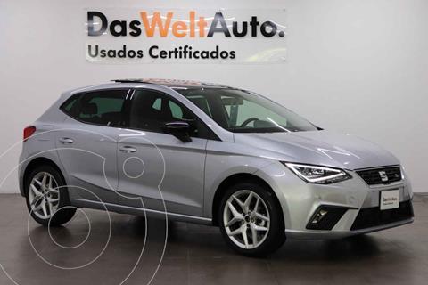 SEAT Ibiza FR 1.0L TSI usado (2020) color Plata precio $355,000