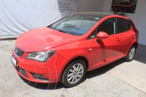 SEAT Ibiza Style 1.2L Turbo 5P usado (2014) color Rojo precio $145,000