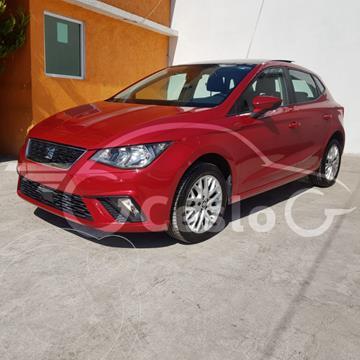 SEAT Ibiza STYLE PLUS 1.6L 110HP TIP usado (2019) color Rojo precio $285,000