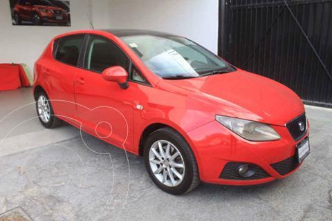 SEAT Ibiza Style 2.0L 5P  usado (2012) color Rojo precio $119,000