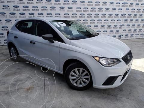 SEAT Ibiza Reference 1.6L Tiptronic usado (2019) color Blanco precio $220,000