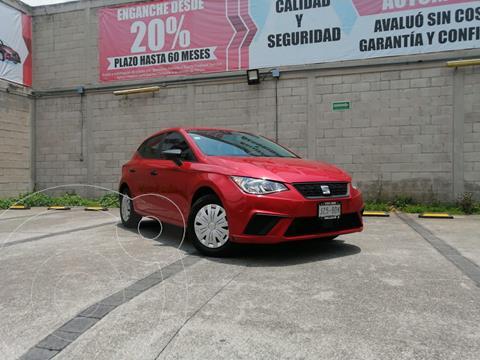 SEAT Ibiza Reference 1.6L 5P usado (2019) color Rojo precio $220,000