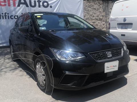 SEAT Ibiza 1.6L Reference  usado (2019) color Negro precio $230,000