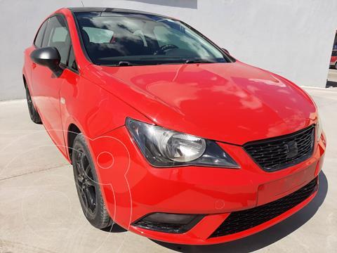 SEAT Ibiza Blitz 3P  usado (2015) color Rojo precio $155,790