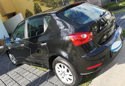 SEAT Ibiza Blitz 1.6L 5P usado (2017) color Negro Universal precio $180,000