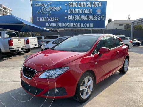 SEAT Ibiza Sport 2.0L usado (2011) color Rojo precio $114,900