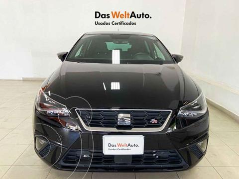 SEAT Ibiza 1.6L FR  usado (2021) color Negro precio $337,995